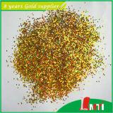 "Holoかレーザー1/128 "" Hexagonal Glitter Powder"