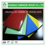 Hot Sale Shine Colorful Furniture de qualité 18mm MDF UV