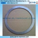 Fornecedor personalizado das peças de maquinaria com aço inoxidável CD4 316ss