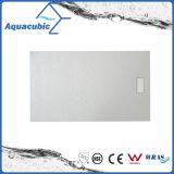 위생 상품 1200*700 고품질 목제 표면 SMC 샤워 기초 (ASMC1270W)