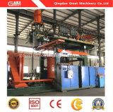 Automatisches großes HDPE Plastikbehälter, der durchbrennenmaschinen-Maschinerie herstellt
