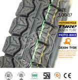 El deporte del neumático de la motocicleta de la moto cansa 2.50-17