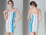 Vestito dalle fasciature delle signore con il vestito stretto Sleeveless sexy