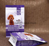De Zak van de Zak van de Ritssluiting van de Verpakking van het dierlijke Voedsel