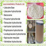 2016 chlorhydrate cristallin de CAS No1786-81-8 Propitocaine