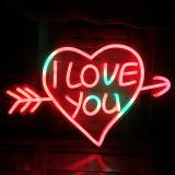 Fabricante feito sob encomenda do sinal de néon do amor em China