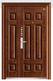 Chambre à coucher de porte en acier de haute qualité de porte de la porte de jardin (FD-529)