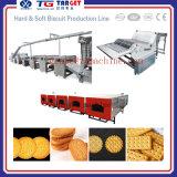 Bcq250 duro y suave de la máquina para hornear galletas