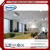Panneau acoustique de plafond de fibre de verre avec le prix bas