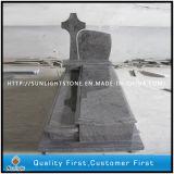 Barato Aurora Headstones Granito para valas comuns / /cemitério memorial