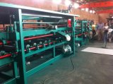 O EPS e lã de rocha painel sanduíche máquina de formação de rolos da linha de produção