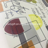 O projeto UV personaliza o saco da embalagem do presente do papel do frasco de vinho da impressão