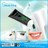 Het heldere Privé Witten van de Tanden van het Etiket 3D vernietigt Tandpasta van de Houtskool van de Slechte adem omhoog de Natuurlijke Organische Bamboe Geactiveerde