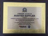 El producto industrial pila de discos el pesador linear modificó para requisitos particulares