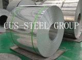 Strook van het Aluminium van de Kleur van Nigeria de Geruite/de Gipspleister In reliëf gemaakte Rol van het Aluminium