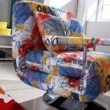 Presidenza del sofà della parte girevole di svago con la funzione della base di sofà