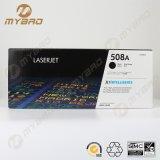 Cartucho de toner negro de la impresora laser 508A LaserJet CF360A para el HP