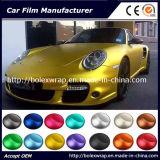 Vinile opaco dell'adesivo dell'involucro dell'automobile della pellicola del ghiaccio del bicromato di potassio della nuova automobile di colore