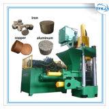 Kundenspezifische Ordnung annehmen, die angemessener Preis-Schrott Eisen-Brikettieren-Maschine aufbereiten