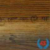Бумага культурного зерна типа деревянного декоративная низкопробная для обеденного стола (K1738)