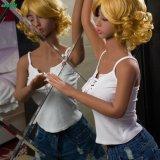 Reale Erwachsen-Spielwaren-China-Geschlechts-Maschinen-Japan-Geschlechts-Puppe der Geschlechts-Puppe-2017 für Männer