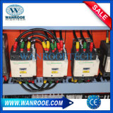 Triturador de tubos de PVC de alta capacidade