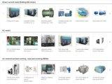 Shanghai maquinaria eléctrica grupo motor DC 2017