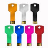 Azionamento dell'istantaneo del USB di tasto del metallo dei campioni liberi per il bastone su ordinazione del USB di marchio 3.0