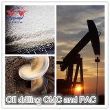 Grado directo CMC de la perforación petrolífera de la fábrica de gran viscosidad