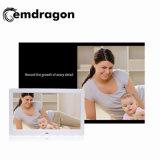 10.1 pouces Cadre photo numérique LCD AD AD Displayerinfrared Player Digital Signage fournisseur Playerled des supports publicitaires de l'écran de la publicité