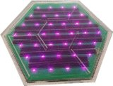 Acera solar elegante IP68 del arsenal solar del ladrillo
