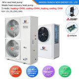 150L 200L ensemble de la pompe de chauffage dans l'un chauffage de ventilation