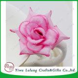 Simulación de alto Flores artificiales Peony Cabeza floral las flores de seda boda