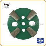 """4""""/100 мм металлическая Бонд алмазные инструменты абразивные пластину шлифовального круга для бетона и цемента продукта"""