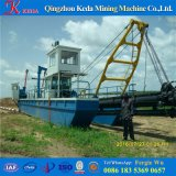 Qingzhou Keda drague pour la vente de sable hydraulique