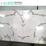 Высокое качество Calacutta Quartz каменные плиты с ценами на заводе