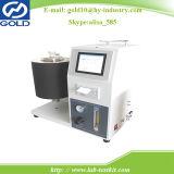 Appareil de contrôle de résidu de carbone d'ASTM D4530 par la méthode micro