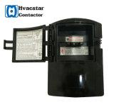 溶かされた60A 120V/240Vの接続解除スイッチ接続解除ボックスエアコン無し
