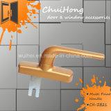 Portello di serratura di mortasare e maniglia di finestra di alluminio con ISO9001