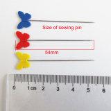 [46مّ] طول يخيط بلاستيكيّة رئيسيّة فراشة شكل مستقيمة يدرج دباسات