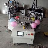 Machine d'imprimante d'écran de ballon de deux couleurs avec le Tableau rotatoire