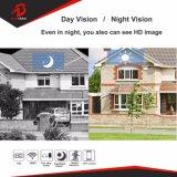 Video Überwachung 720p WiFi/drahtlose IP-Netz-Überwachung-/Sicherheits-panoramische Kamera
