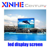 LED de exterior da parede de vídeo P5 P6-P8 P10 Visor LED outdoor