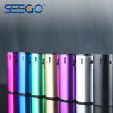 Mini Cbd crayon lecteur de vaporisateur de pétrole de Cbd de MOI de cigarette du réservoir E de cartouche de Vape de pétrole de Seego