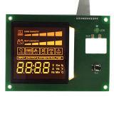 El alto panel de visualización de segmento de Constrast Va Tn LCD de la pantalla por encargo del LCD