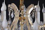 Modernas araña de cristal con decoración de cristal de la Wl-8141