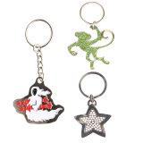 Metall Keychain, Metal Schlüsselkette als angepasst für Andenken-Geschenke