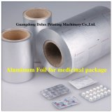 Automatische Ptp Drucken-Presse für medizinische verwendete Aluminiumfolie (DLPTP-600A)