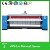 Машина нагретая газом утюживя, наполняет газом Heated машину Flatwork утюживя