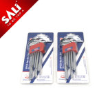 Sali Professional High Performance Carbon Steel 9PCS Set 알렌 Wrench
